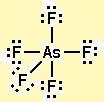 Arsenic Pentafluoride, AsF5 Molecular Geometry & Polarity