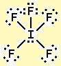iodine pentafluoride, if5 molecular geometry & polarity lewis diagram ch2br2