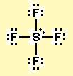SF4 Lewis Structure