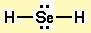 SeH2 Lewis Structure